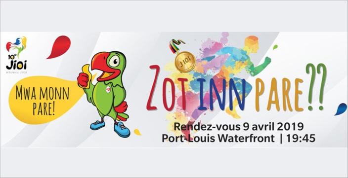 JIOI : Le Countdown J-101 ce soir au Port-Louis Waterfront annulé