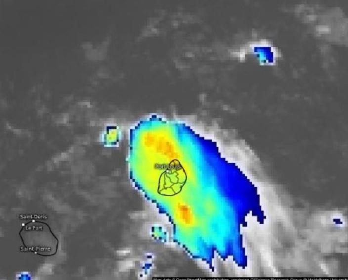[Météo] L'avis de pluies torrentielles levé, un avis de fortes pluies reste en vigueur