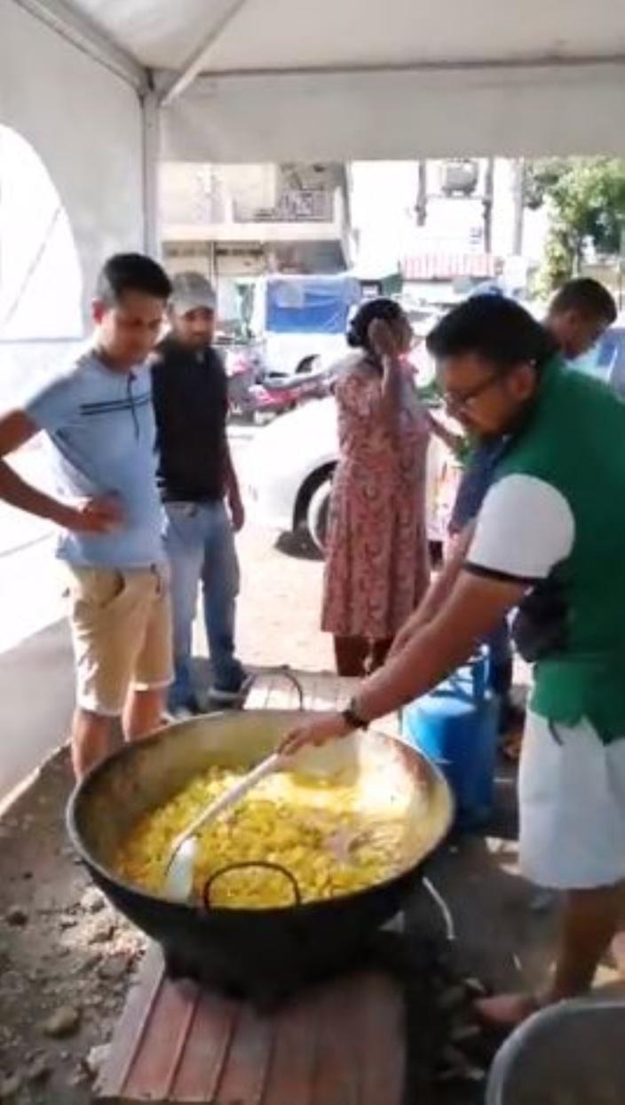 [Vidéo] Solidarité mauricienne : Une cuisine mobile pour les sinistrés