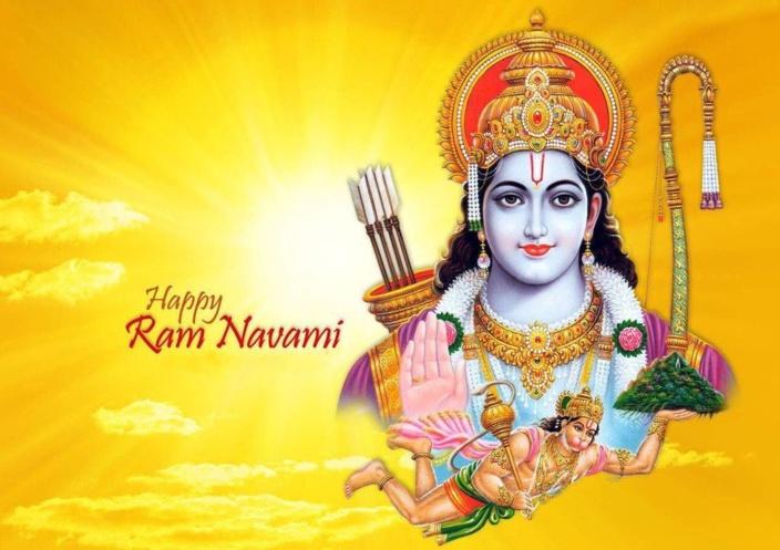 Les Hindous célèbrent le Ramnavmi et le Durga Navami ce samedi