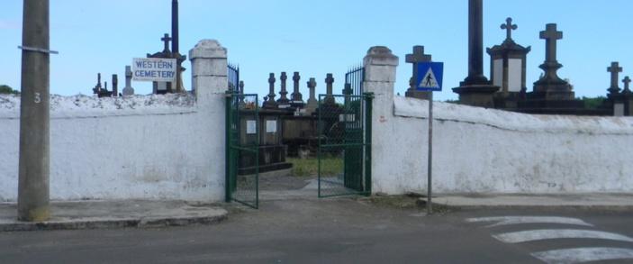 Cassis : La tombe du Lieutenant français Archibald de Litchfield, classée patrimoine national profanée