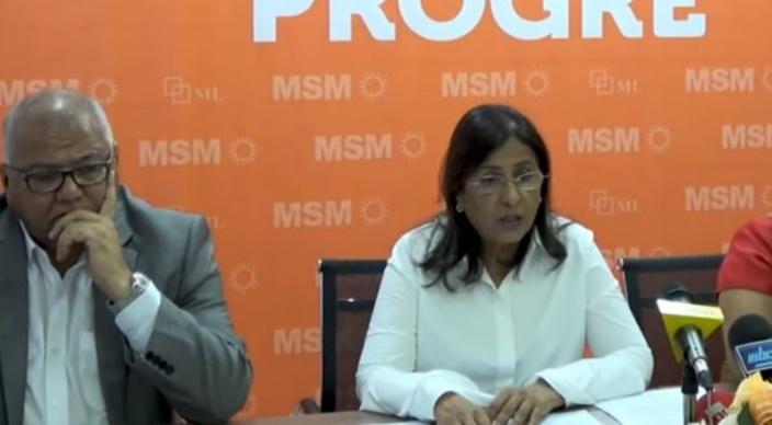 Le GM a un bilan positif affirme Fazila Jeewa-Daureeawoo