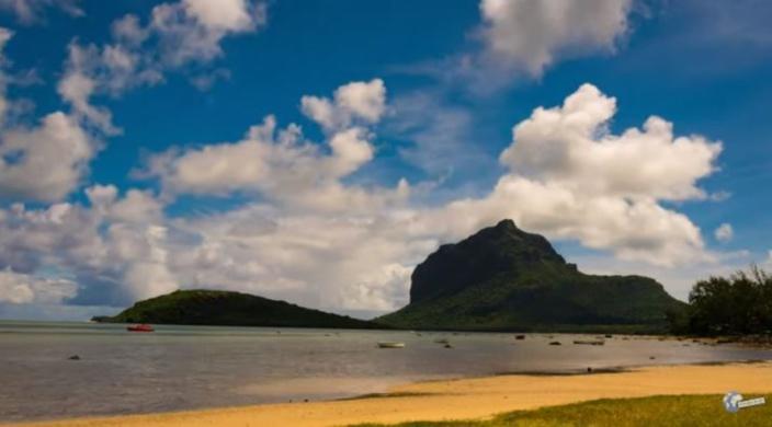 [Vidéo] Time-Lapse : Le Morne Brabant, île Maurice