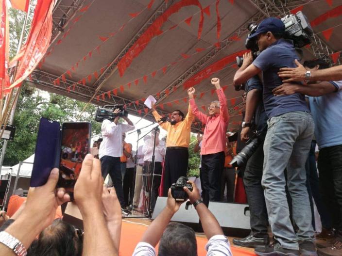 Soodhun : « Le beau-fils de Ramgoolam coffré pour délit de drogue »