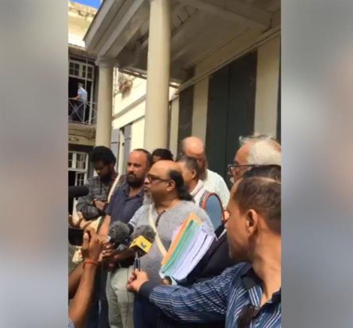 Le chef juge promet un dénouement rapide dans l'affaire de Rezistans ek Alternativ