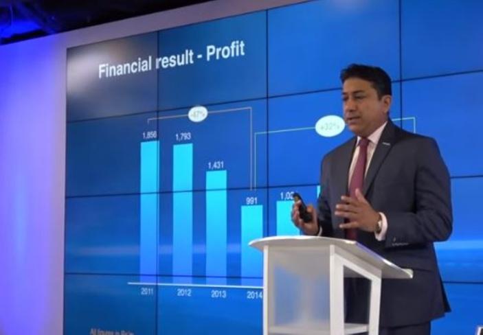 Projet Safe City : Le CEO de Mauritius Telecom, Sherry Singh tacle Navin Ramgoolam