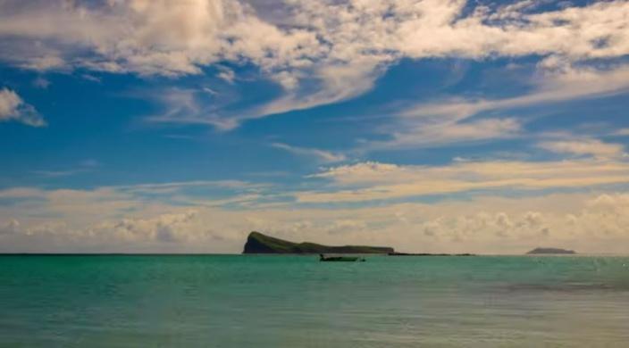 Time-Lapse vidéo : Coin de Mire, île Maurice