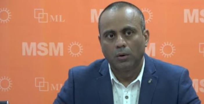 Les porte-paroles du GM dénoncent le « candidat virtuel » Ramgoolam