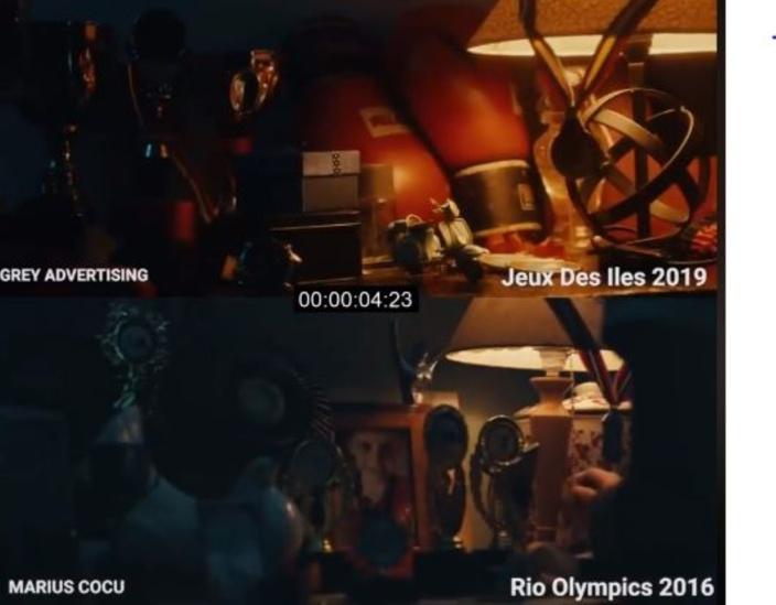"""[Vidéo] Jeux des îles 2019 : Quand Grey Mauritius  """"declare piti ki pa pou li"""" !"""