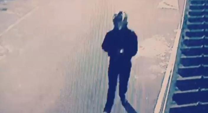 [Vidéo] Mosquée vandalisée : les premières images
