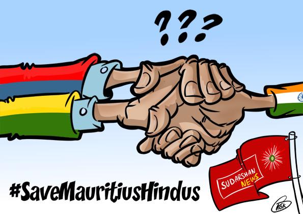 L'actualité vu par KOK : #Save Mauritius