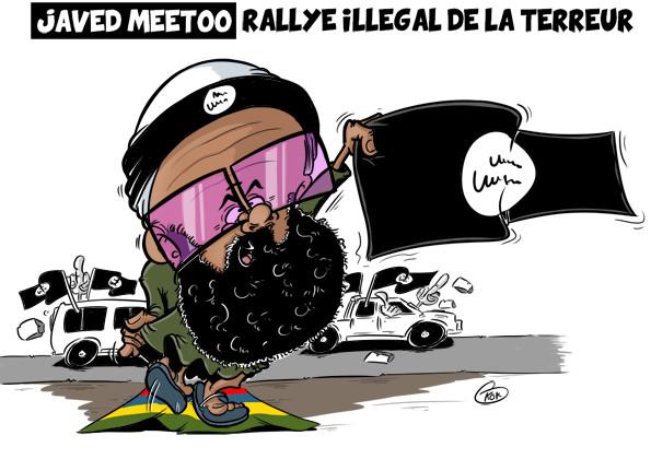 [KOK] Le dessin du jour : Rallye Illégal de la terreur