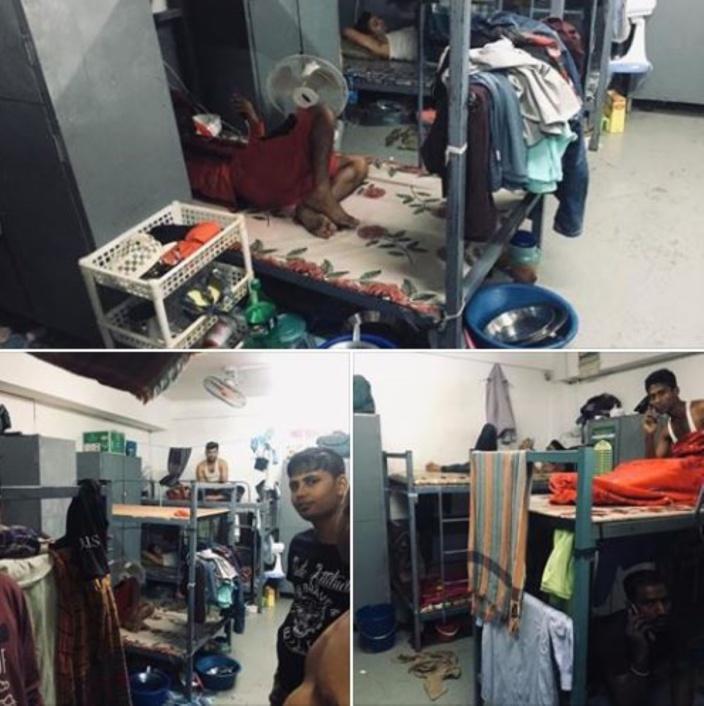Coromandel : Xavier Luc Duval dénonce les conditions de logement des travailleurs Bangladesh