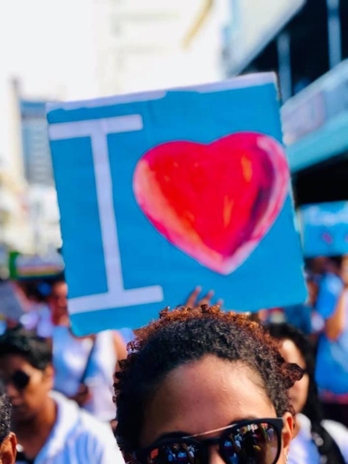 [Diaporama] La Marche pour L'égalité 2019