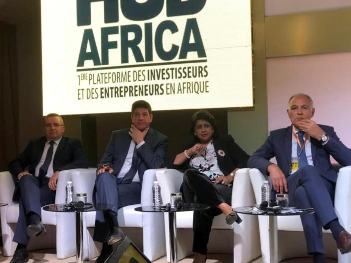 [Vidéo] Au Maroc, Ameenah Gurib-Fakim présentée comme la 6ème présidente de la République de Maurice