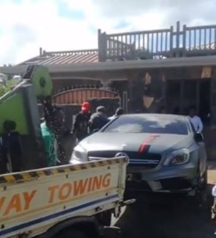 Baie-du-Tombeau: Deux voitures de marque saisies par l'Icac