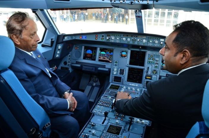 L'image du jour : Y a-t-il un pilote dans l'avion ?