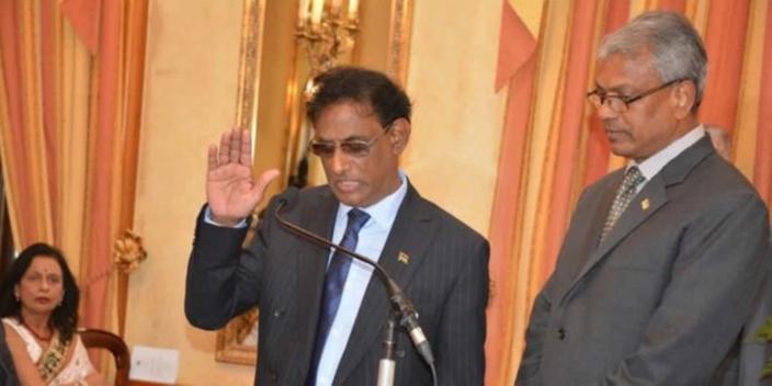 Allocation de Rs 90 000 pour l'intérim à la présidence de la République