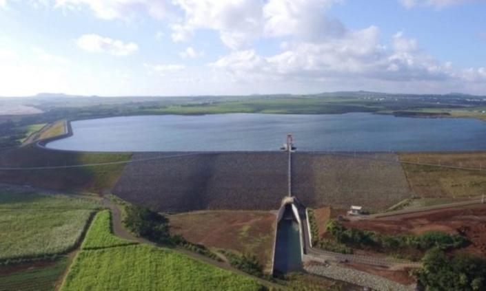 Place au Bagatelle Dam