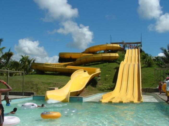 Waterpark de Belle-Mare : la réouverture prévue dans deux mois