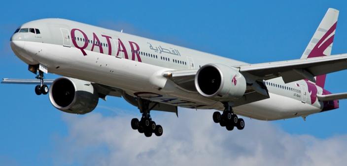 Pas de droit d'atterrissage à Qatar Airways