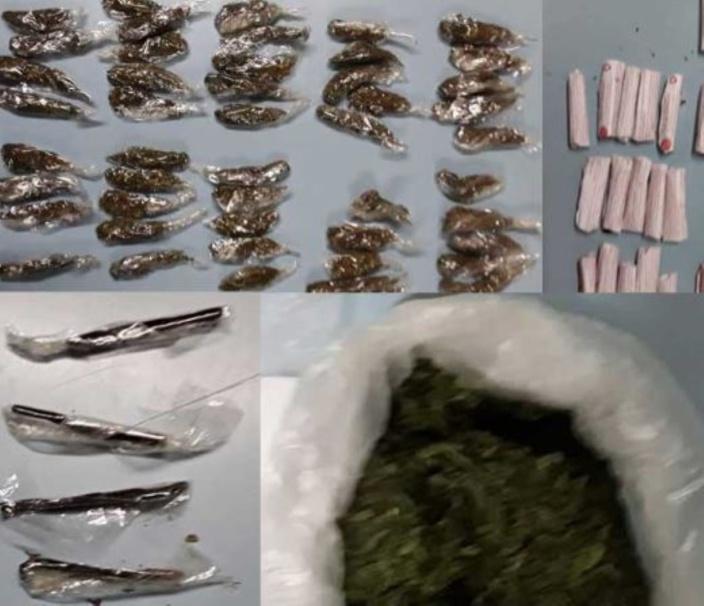 """Cap Malheureux : """"Mimi"""" 15 ans, arrêté avec Rs 76 500 d'héroïne, de la drogue synthétique et des objets volés"""