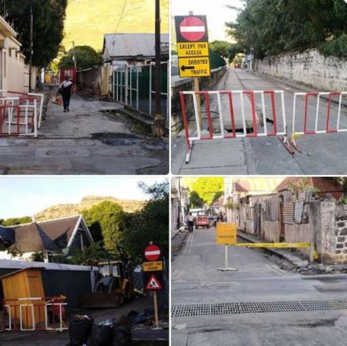 Travaux de la nouvelle Cour Suprême à Port-Louis : 4 ruelles fermées à la circulation !