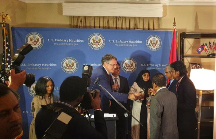 Diplomatie américaine : «Les Etats Unis n'envisagent aucune discussion avec Maurice sur les Chagos»
