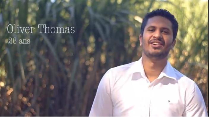 [Vidéo] Oliver Thomas candidat indépendant dans la circonscription N°20