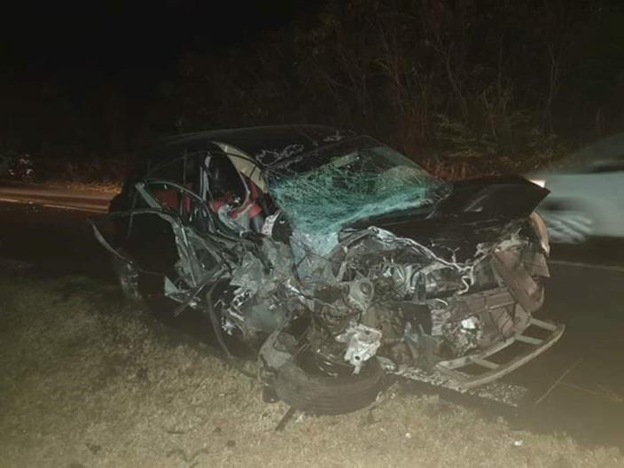 Accident à Rivière-Noire : Un mort et sept blessés dont une femme enceinte de 7 mois