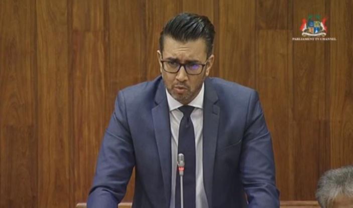 Shakeel Mohamed renonce à sa motion de blâme contre le gouvernement