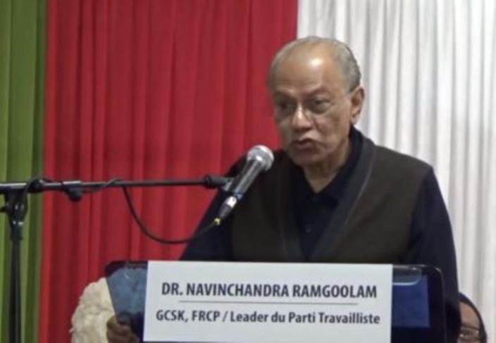 Navin Ramgoolam se demande pourquoi il n'y a pas eu d'arrestations après les importantes saisies de drogue