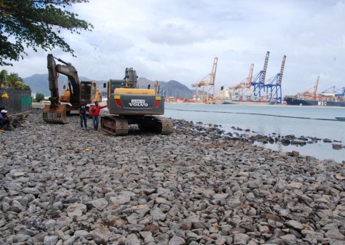 Baie-du-Tombeau : Les travaux de la discorde à proximité du campement de SAJ