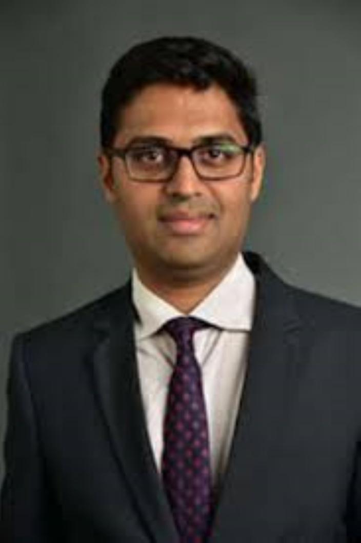 Le nouveau CEO d'AML est… Anoop Nilamber