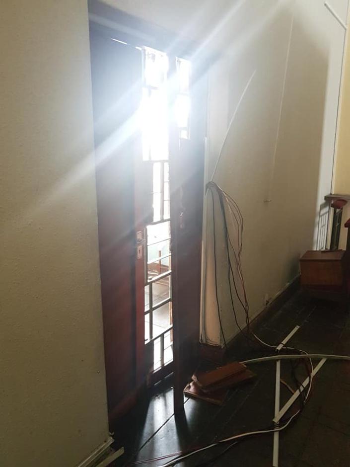 Stanley/ Rose-Hill : Acte de vandalisme et cambriolage à l'Eglise de Sainte-Anne