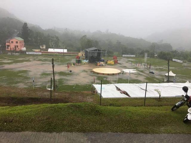 [Rodrigues] Où en est la construction d'un stade de foot à Roche Bon Dieu, avec un budget alloué de Rs 38 millions ?
