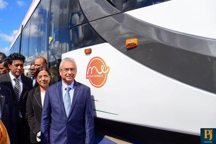 Les projets de loi du Metro Express votés : Mauricio II arrive ce samedi