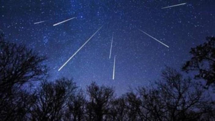 Cette nuit, une pluie d'étoiles filantes dans le ciel mauricien