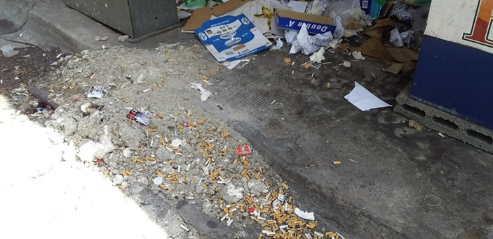 📷 Port-Louis, capitale de l'île Maurice : Spectacle déplorable !