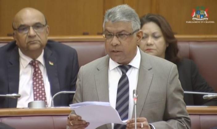Gungah ne rendra pas public le contrat d'approvisionnement d'urgence en carburants