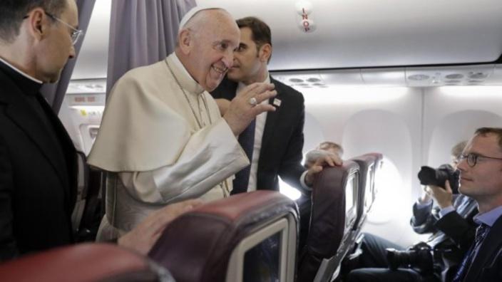 Source : Vatican news