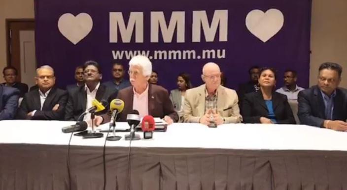 Le MMM promet d'instituer une enquête sur les contrats d'approvisionnement en carburants