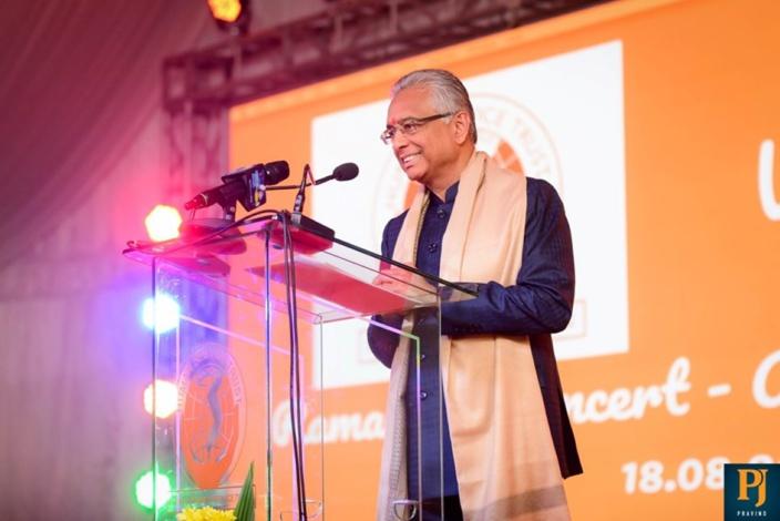 Pravind Jugnauth promet d'augmenter la pension vieillesse de Rs 6710 à partir de janvier 2020