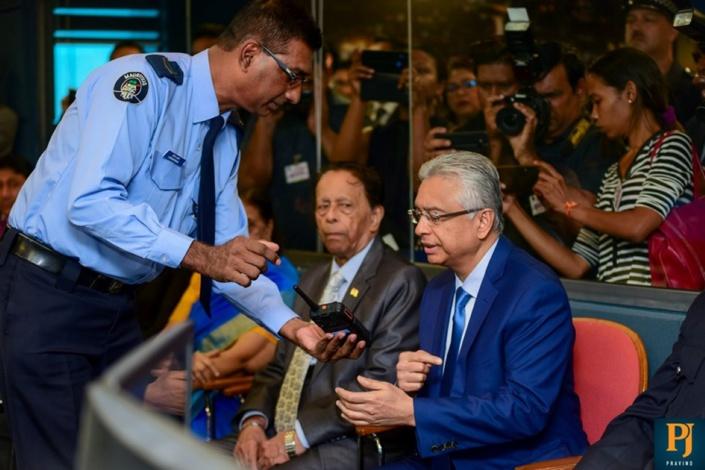 Projet Safe City : Sir Anerood Jugnauth « Les citoyens doivent garder leurs portes et fenêtres fermées »