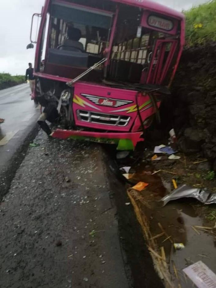 📷  Un accident de la route fait deux victimes à L'escalier