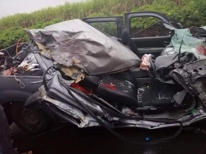 L'Escalier : Un accident de la route fait un mort et un blessé grave