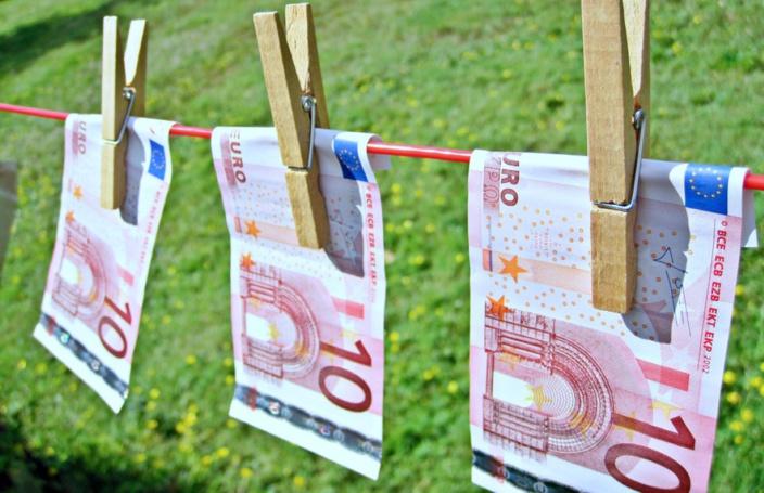 711 cas de blanchiment d'argent en trois ans