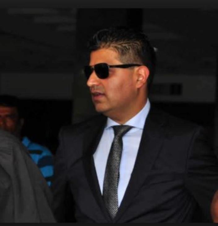 Les déboires n'en finissement plus pour Rakesh Gooljaury