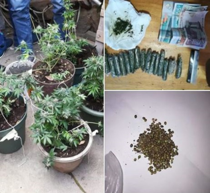 Opération Sudden Fall à Grand-Gaube : arrestation pour possession de drogue