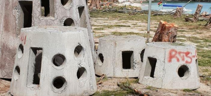 Plage de Mont Choisy : Des travaux  au coût de Rs 100 millions